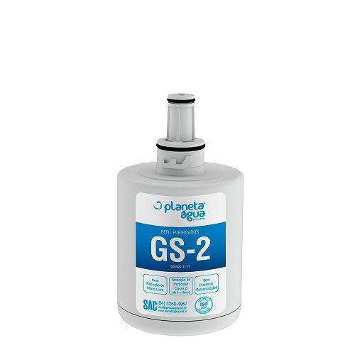 Refil Gs-2 para refrigeradores Side By Side Samsung