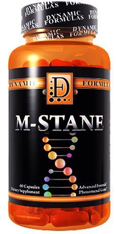 M-Stane (60 caps) - Dynamic Formulas