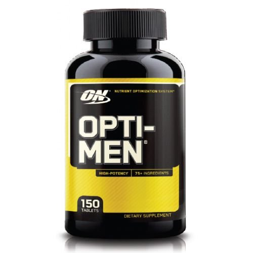 OPTI-MEN Multivitaminico Polivitaminico (150 caps) - Optimum Nutrition