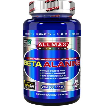 Beta-Alanina (100g) - Allmax Nutrition