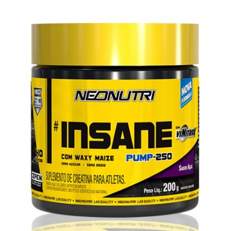 INSANE PUMP  250 - 200g - NEONUTRI