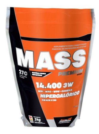 Mass Premium 14.400 3w (3 kg) - New Millen