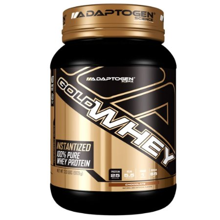 Gold Whey (909g) - Adaptogen