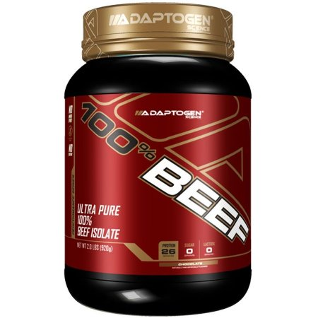 100% Beef (909g) - Adaptogen Science