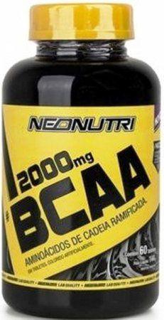 BCAA 2000mg (60 caps) - NeoNutri