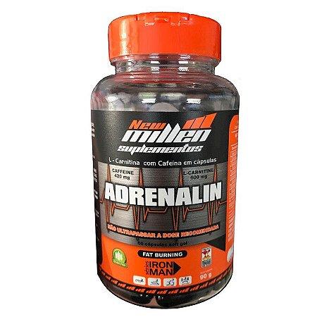 Adrenalin (60 Cáps) - New Millen