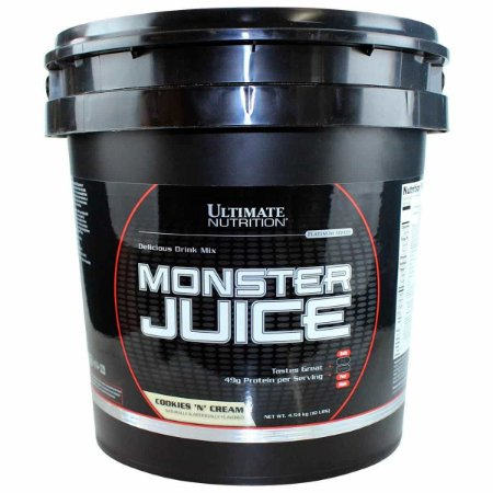 MONSTER JUICE 10LBS (4,54KG) - ULTIMATE NUTRITION