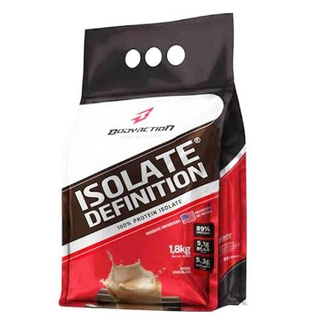 Isolate Definition - Body Action 1800g
