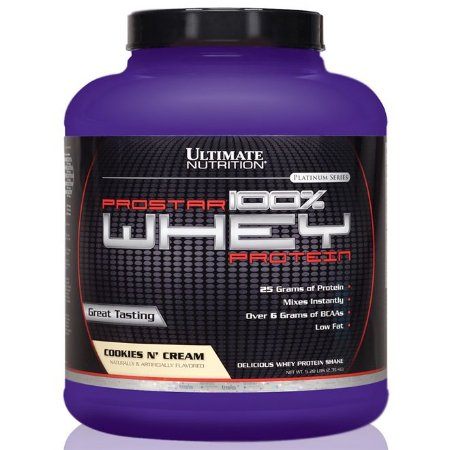 Prostar Whey Protein (2270g) - Ultimate Nutrition