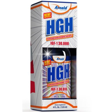 HGH spray (120ml) Arnold Nutrition