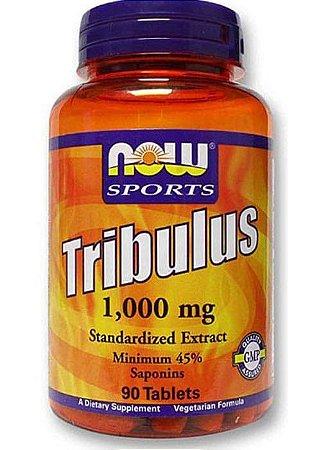 Tribulus Terrestris (90 caps) 1000mg - Now Sports