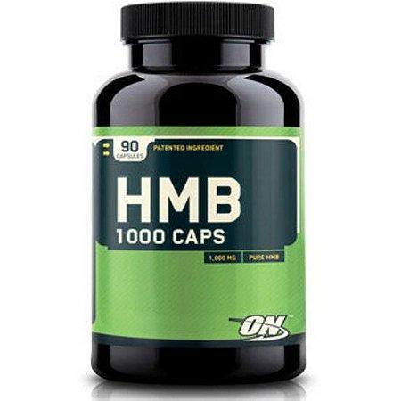 HMB 1000 - Optimum Nutrition (90 cápsulas)