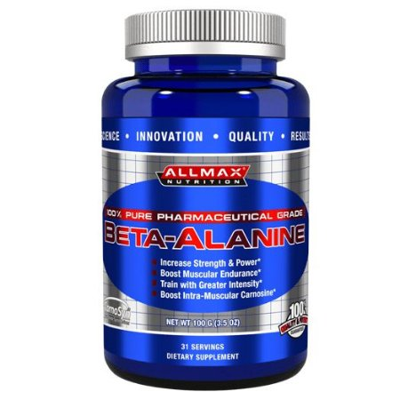 Beta-Alanina (100g) Allmax Nutrition