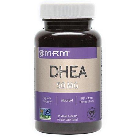 DHEA 50mg - MRM (90 cápsulas)