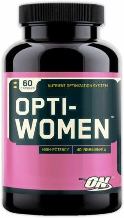 OPTI-WOMEN - Optimum Nutrition (60 cápsulas)