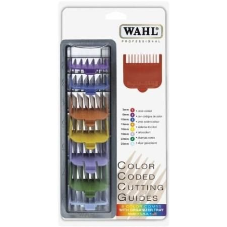 kit de pente wahl colorido
