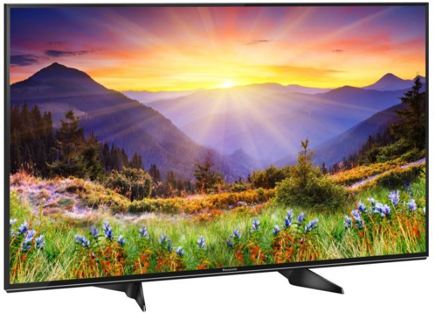 "Smart TV 55"" 4K LED Panasonic Ultra HD, 3 HDMI - TC-55EX600B"