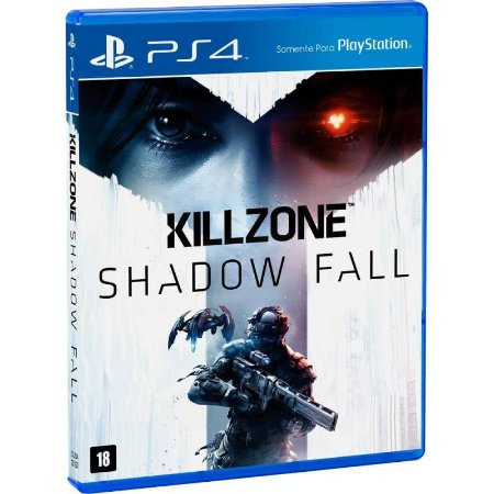 Game - Killzone Shadow Fall - PS4