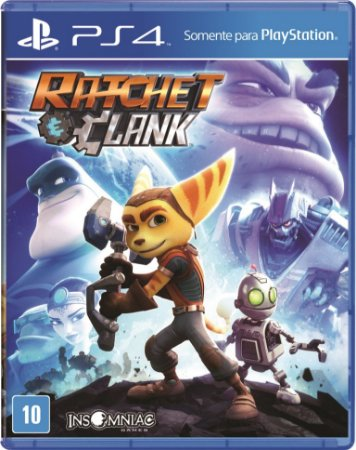Game - Ratchet & Clank - PS4