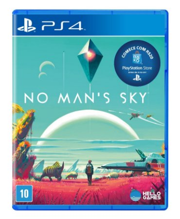 Game - No Man`s Sky - PS4