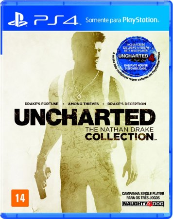Game - UNCHARTED The Nathan Drake Collection