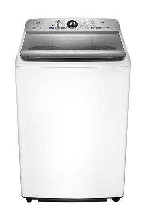 Lavadora de Roupas 16kg Branca 9 Prog de Lavagem, NA-F160P5W -127v