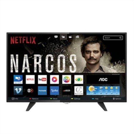 "Smart TV 32"" AOC HD LED- LE32S5970"