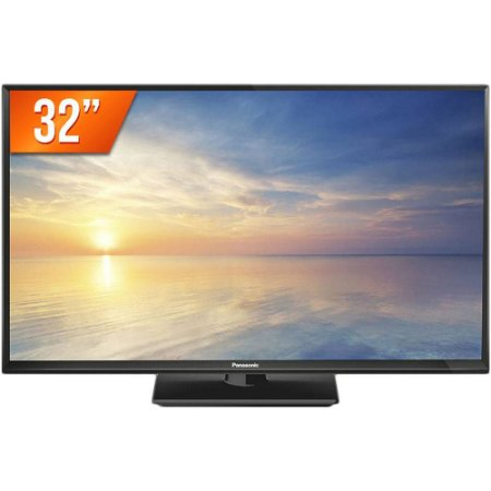 TV LED 32'' HD PANASONIC TC-32F400 2 HDMI USB