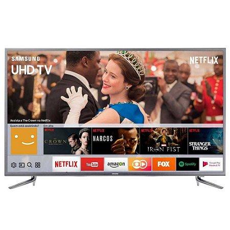 """Smart TV 49""""4K LED Samsung, Ultra HD - UN49MU6120GX"""