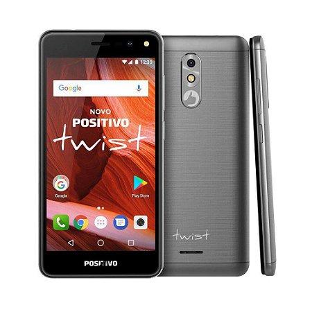 Smartphone Positivo Twist S511 16GB - Cinza