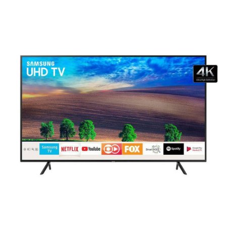 "Smart TV 55"" 4K LED Samsung UHD - UE55NU7100"