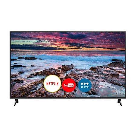 "Smart TV 55"" 4K LED Panasonic Ultra HD, 3 HDMI - TC-55FX600B"