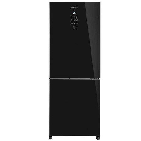 Refrigerador Panasonic, Frost Free, 425L - NR-BB53GV3BA- Preto 110v