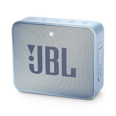 JBL GO 2 - CAIXA DE SOM BLUETOOTH -BLUE