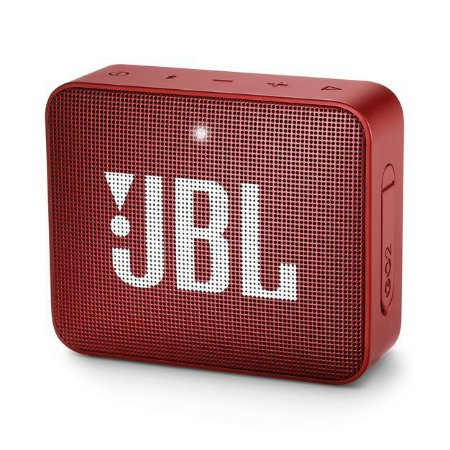 JBL GO 2 - CAIXA DE SOM BLUETOOTH -RED