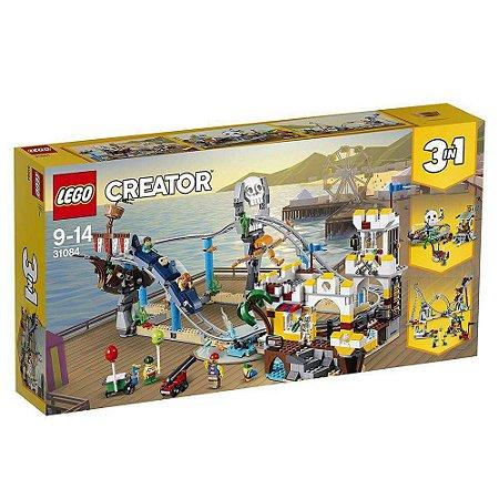 LEGO Creator - 3 em 1 - Montanha-russa De Piratas