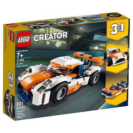 Lego Creator - 3 em 1 - Veículos de Corrida