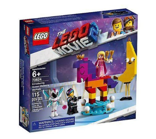 Lego Movie - O Filme - Apresentando a Rainha Watevra Wa'Nabi