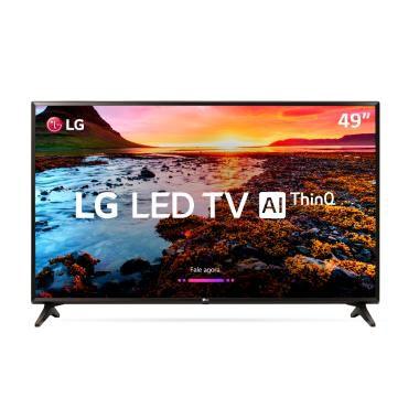"""Smart TV LED 49"""" LG Full HD, 2 HDMI, 1 USB Wi-Fi - 49LK5700"""