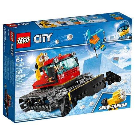 LEGO City - Veículo Limpeza da Neve