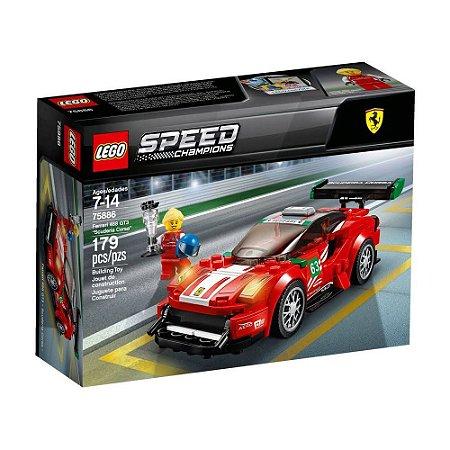 LEGO Speed Champions - Ferrari 488 GT3 - Scuderia Corsa