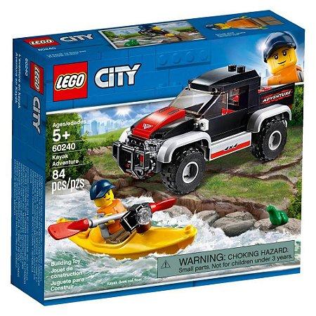 LEGO City - Aventura de Caiaque