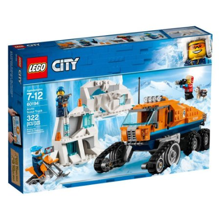 LEGO City - Caminhão Explorador do Ártico