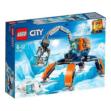 LEGO City - Máquina de Exploração no Gelo