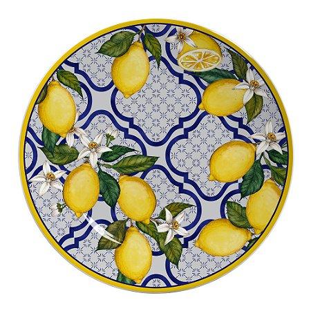 Sousplat em Ceramica Sicilia 34cm
