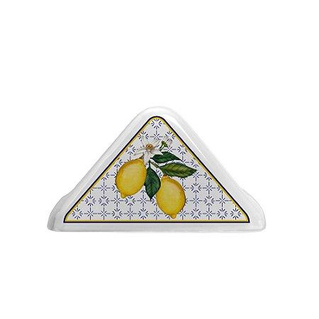 Porta guardanapo em Ceramica Sicilia