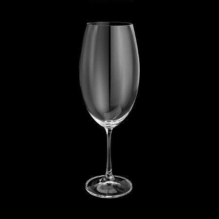 Conj. 6 Taças P/ Vinho De Cristal Ecologico - 510ml