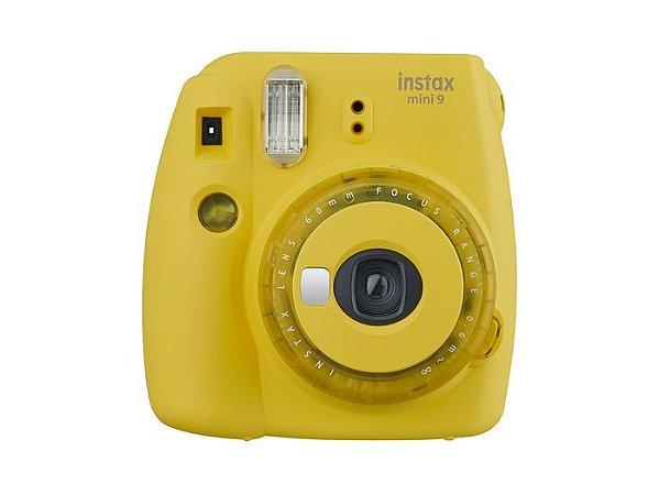 Câmera Instantânea Instax Mini 9 - Amarela