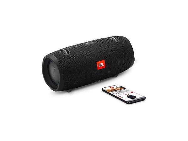 Caixa Bluetooth JBL Xtreme 2 IPX7 - Black