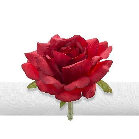 Porta Guardanapo Primavera Rosa Paixao - Un